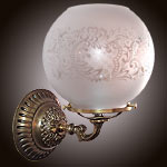 Model NS3 Victorian Wall Sconce